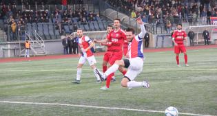 SULTANGAZİ SPOR 2 - 0 TUNA SPOR