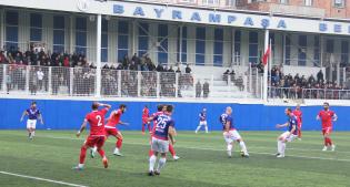 EDİRNE'Yİ GEÇEMEDİK 0-1