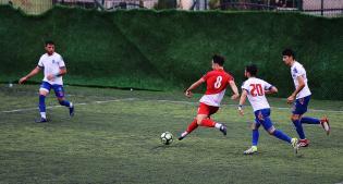 TUNA SPOR 0 - 1 BÜYÜKÇEKMECE BELEDİYE