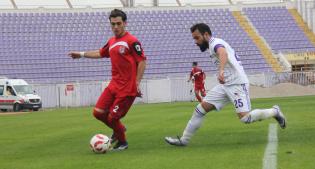 GEBZESPOR 1 - 0 TUNA SPOR