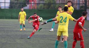 TUNA SPOR 0 - 0 ÇIKSALIN