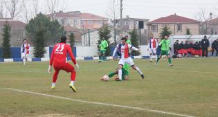 E.VELİMEŞE SPOR 2 - 0 TUNA SPOR