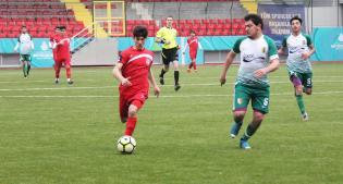 AZMİN ZAFERİ: U19 TÜRKİYE ŞAMPİYONASI'NDA
