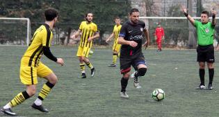 ÇELİKTEPE SPOR 0 - 0 TUNA SPOR