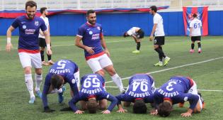 DEMİR'İ ERİTTİK 2-0
