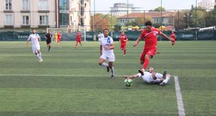 TUNA SPOR 0 - 6 SULTANGAZİSPOR