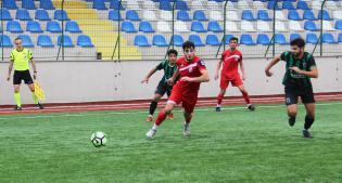 BAKIRKÖYSPOR 2 - 0 TUNA SPOR