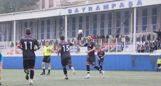 TUNA SPOR 3 - 0 ÇAKMAKSPOR