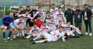 ŞAMPİYON TUNA SPOR U19