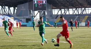 BEŞYÜZEVLER SPOR 0 - 1 TUNA SPOR