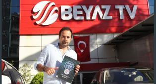 BEYAZ TV EDİTÖRÜNDEN TUNA'YA TEBRİK